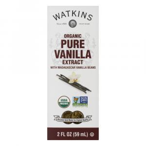 Watkins Organic Pure Vanilla Extract