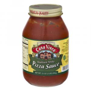 Casa Visco Pizza Sauce