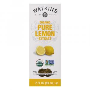 Watkins Organic Pure Lemon Extract