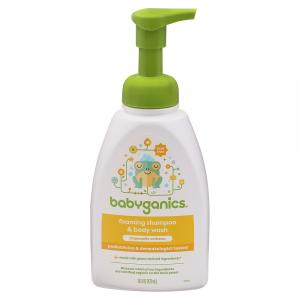 Babyganics Shampoo And Body Wash With Chamomile Verbena