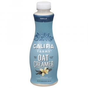 Califia Farms Vanilla Oatmilk Creamer