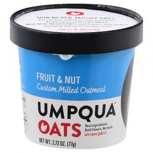 Umpqua Oats Fruit & Nuts Kick Start Oatmeal