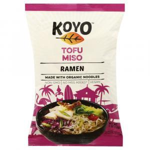 Koyo Ramen Tofu & Miso Noodles