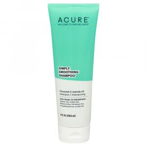 Acure Coconut & Marula Oil Simply Smoothing Shampoo