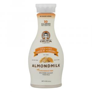 Calilfia Farms Oats & Almond Almondmilk