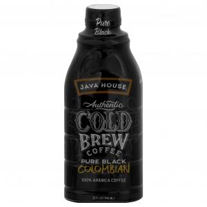 Java House Cold Brew Coffee Columbian Black