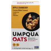 Umpqua Oats Insane Grains Apple Cranberry Crisp Oatmeal