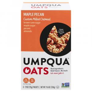 Umpqua Oats Insane Grains Maple Pecan Harvest