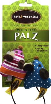 Ruff & Whiskerz Wildlife Palz Cat Toy