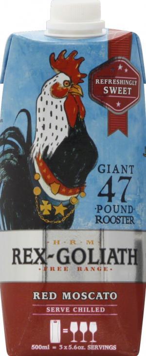 Rex Goliath Red Moscato