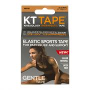 KT Elastic Sports Tape Beige