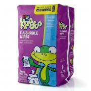 Kandoo Sensitive Flushable Wipes Value Pack
