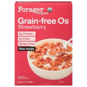 Forager Organic Grain-Free Os Strawberry