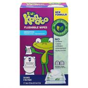 Kandoo Toddler Wipes Tub