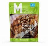 Minute Mushrooms Salt & Pepper Sauteed Portabella Mushrooms