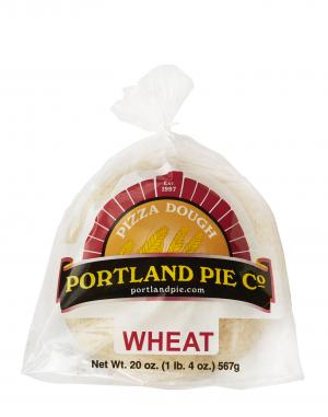 Portland Pie Wheat Pizza Dough Ball