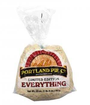 Portland Pie Everything Pizza Dough