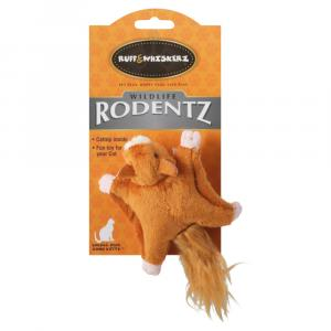 Ruff & Whiskerz Wildlife Rodentz Cat Toy