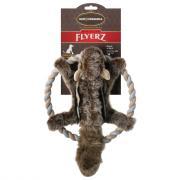 Ruff & Whiskerz Wildlife Flyerz Dog Toy