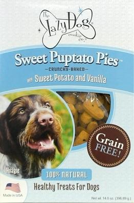 Lazy Dog Cookie Co. Inc Sweet Puptato Pies