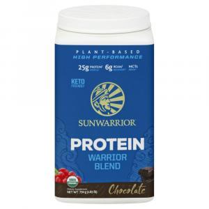 Sunwarrior Protein Warrior Blend Dietary Supplement