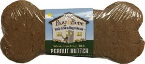 Lazy Dog Buy a Bone, Give a Home Peanut Butter Treat