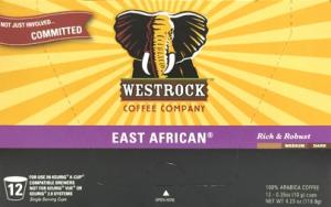 Westrock East African Single Serve Coffee