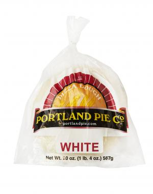 Portland Pie White Pizza Dough Ball