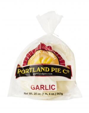 Portland Pie Garlic Pizza Dough Ball