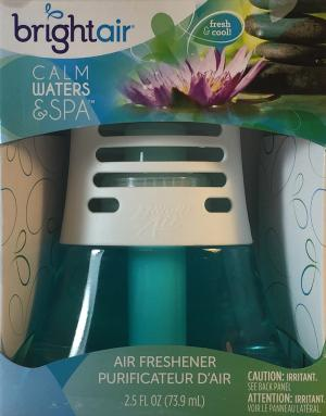 Bright Air Calm Waters & Spa Air Freshener