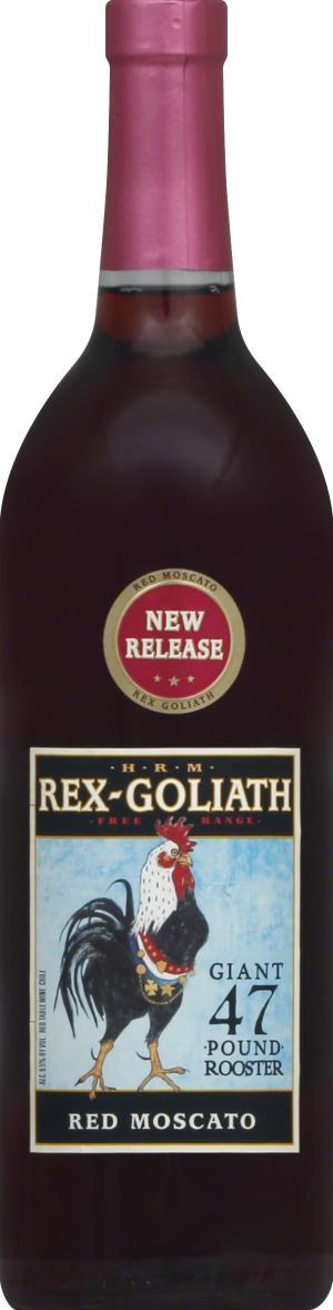 Rex Goliath Moscato Red