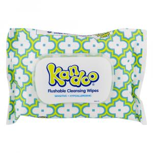 Pampers Kandoo Sensative Toddler Wipes