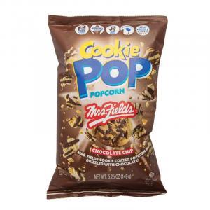 Cookie Pop Popcorn Mrs. Fields Chocolate Chip