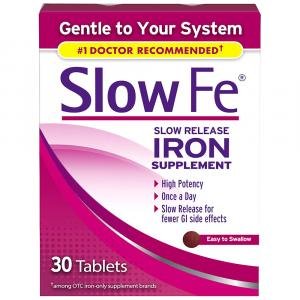 Slow Fe Slow Release Iron Supplements