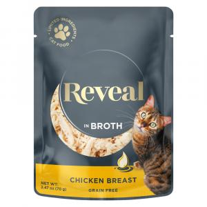 Reveal Chicken Breast Grain Free Cat Food
