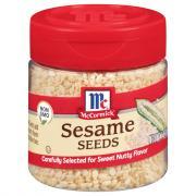 McCormick Sesame Seeds