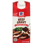 McCormick Simply Better Beef Gravy