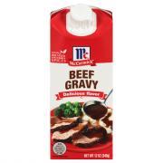McCormick Simply Better Beef Gravy