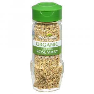 McCormick 100% Organic Crushed Rosemary