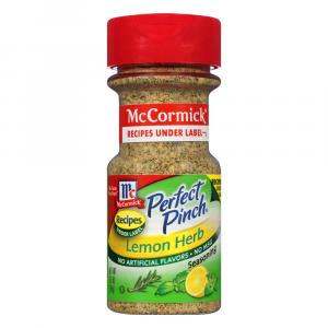 Mccormick Perfect Pinch Lemon Herb Seasoning