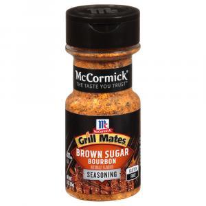 McCormick Brown Sugar Bourbon