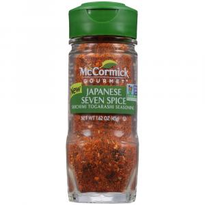 Mccormick Gourmet Japanese Seven Spice