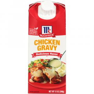 McCormick Simply Better Chicken Gravy