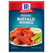 McCormick Original Buffalo Wing Mix