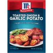 McCormick Potato Seasoning Toasted Onion & Garlic