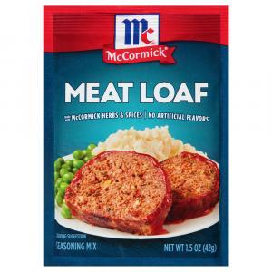 Mccormick Meatloaf Mix