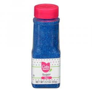 Cake Mate Decorating Blue Crystals