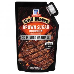 McCormick Grill Mates Brown Sugar Bourbon Marinade