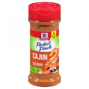 McCormick Perfect Pinch Gluten Free Cajun Seasoning