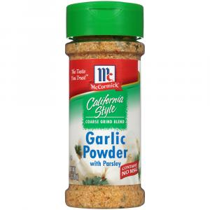 Mccormick California Style Garlic Powder
